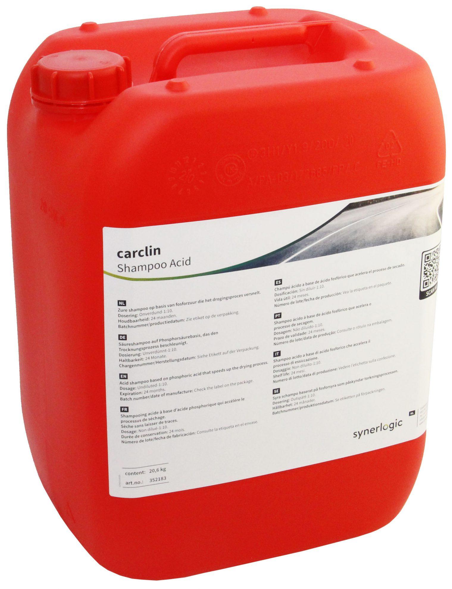 Carclin Shampoo Acid